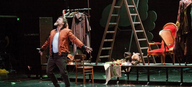 La Tempête de Shakespeare version musicale et chorale