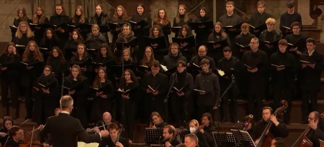 Passion selon Saint Jean en direct de la Cathédrale Saint-Étienne de Vienne