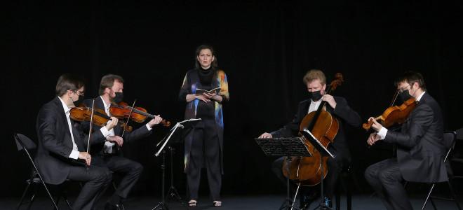 Quatuor et Nuit transfigurée de Schoenberg au Printemps des Arts de Monte-Carlo