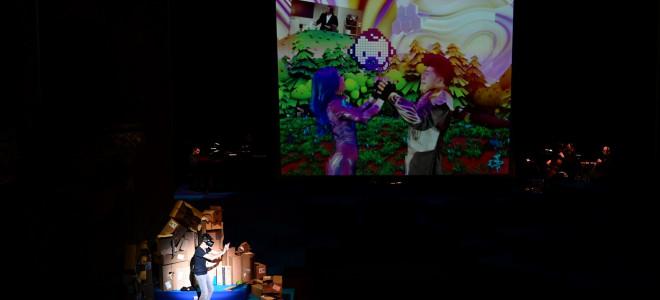 À l'Opéra de Vichy, La Flûte (cyber)enchantée par DJ Mozart