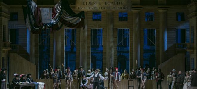 Révolutionnaire Classique : Andrea Chénier inaugure le Bicentenaire à l'Opéra National de Grèce