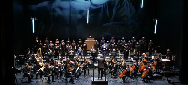 Les Sept (vibrantes) dernières paroles du Christ à l'Opéra de Limoges