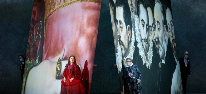 Le Soulier de Satin au Palais Garnier réveille le bel opéra dormant