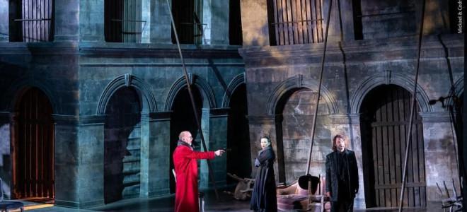 Don Giovanni en gros plan à l'Opéra Grand Avignon