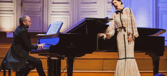 Asmik Grigorian au firmament de L'instant Lyrique Salle Gaveau