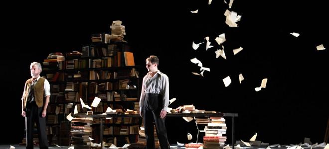 Le Premier Cercle, scènes de la Charachka à l'Opéra de Massy