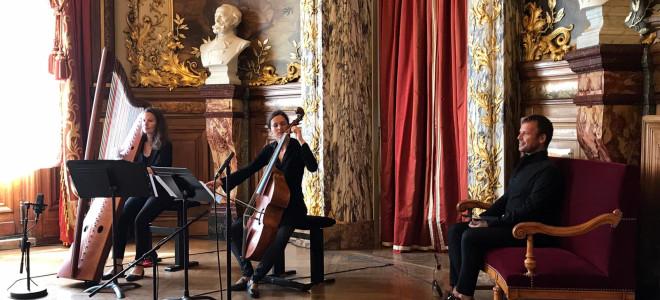 Au salon de la Comtesse de la Suze à l'Opéra Comique