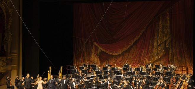 Gala Lyrique au Palais Garnier, des larmes aux rires