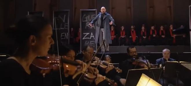 Lucio Silla de Mozart à La Seine Musicale : derrière les paravents, la Libertà