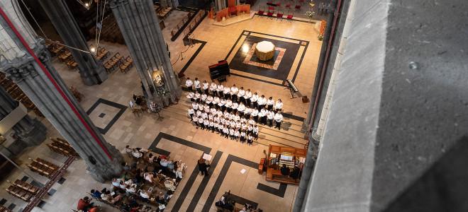 Laudate pueri : Louez, enfants à Notre-Dame de la Treille pour le Lille Piano(s) Festival