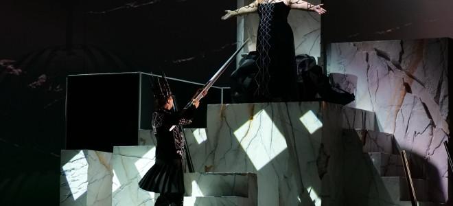 Aliénor à l'Opéra de Limoges, militante création