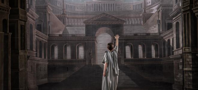 Folle journée au Capitolium, Agrippina à Drottningholm