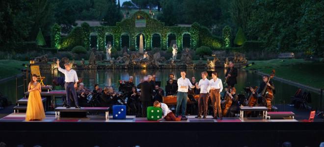 Partenope de Haendel par Le Jardin des Voix à la Cité de la Musique