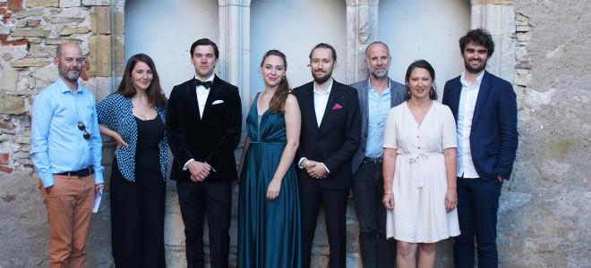Floriane Hasler remporte le 10ème Concours international de chant baroque de Froville