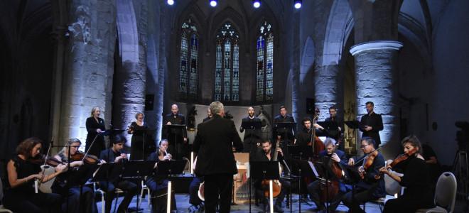 Célestes Cantates de jeunesse de Bach par Les Arts Florissants
