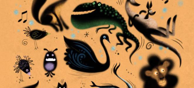 Le Carnav(oc)al des animaux au disque
