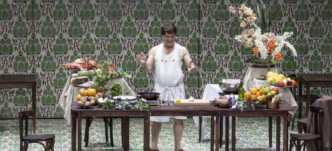 Falstaff fait la fine bouffe à l'Opéra de Lyon