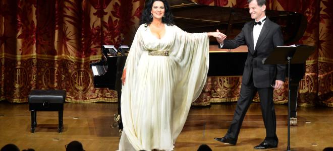 Récital d'Angela Gheorghiu en ouverture de saison à l'Opéra de Monte-Carlo