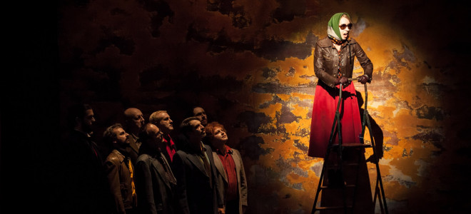 La Cenerentola de Rossini va au cinéma sur son V'Lille