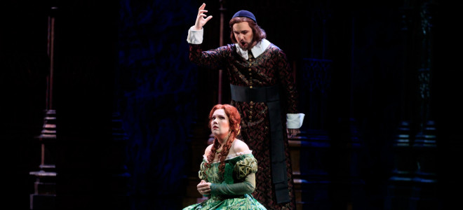 Lucia di Lammermoor : les voix d'abord