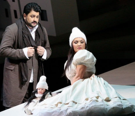 Manon Lescaut - Netrebko, Eyvazov, Bolchoï