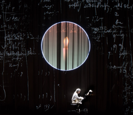 Mozart et Salieri par Jean Lacornerie