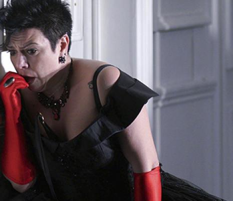 Sonia Prina - Rodelinda par Claus Guth