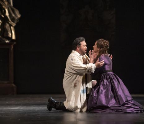 Aquiles Machado & Virginia Tola - Tosca par Claire Servais