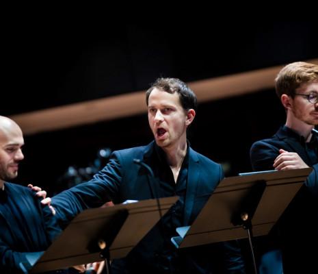 Benoît Rameau, Jean-Christophe Lanièce, Olivier Gourdy