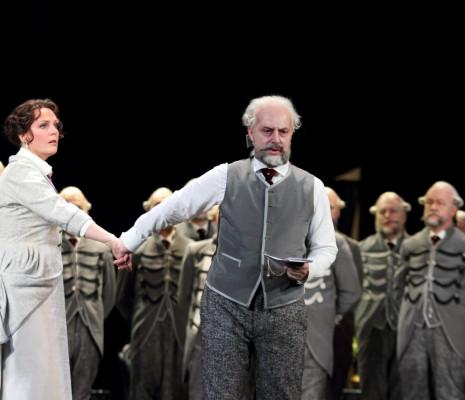 Eva-Maria Westbroek & Vladimir Stoyanov - La Dame de Pique par Stefan Herheim