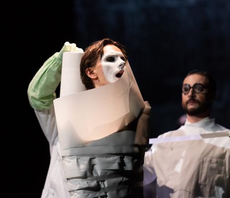 Alexandre Pradier - Roméo et Juliette par Jean Lacornerie
