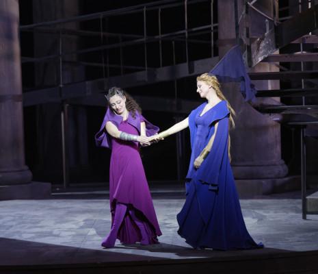 Aurhélia Varak & Sophie Marin-Degor - Dante par Jean-Romain Vesperini