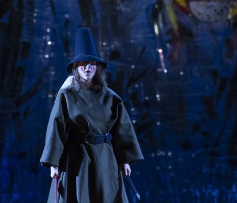 Gianna Cañete Gallo dans Don Quichotte