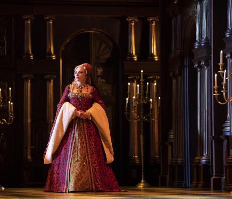 Sofia Soloviy dans Anna Bolena