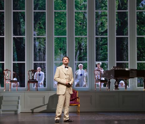 Michael Rotschopf - Ariane à Naxos par Sven-Eric Bechtolf