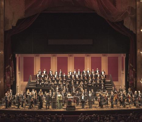 Réquiem de Mozart au Teatro Colón