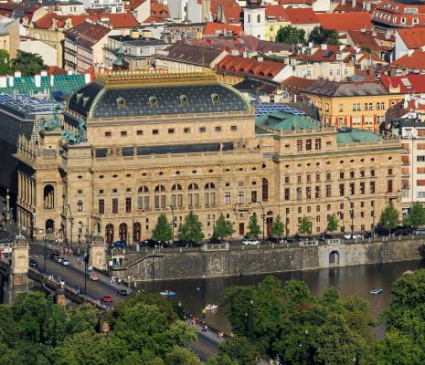Théâtre national de Prague