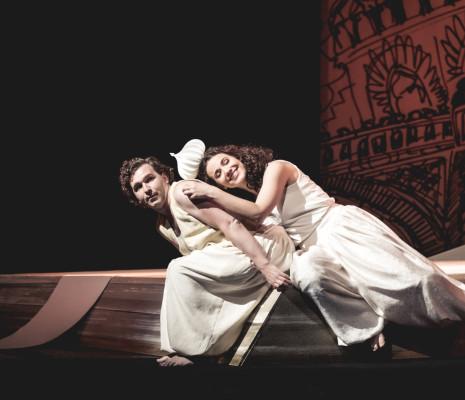 Tristan Blanchet et Marta Bauzà - La Princesse arabe par Benoît De Leersnyder