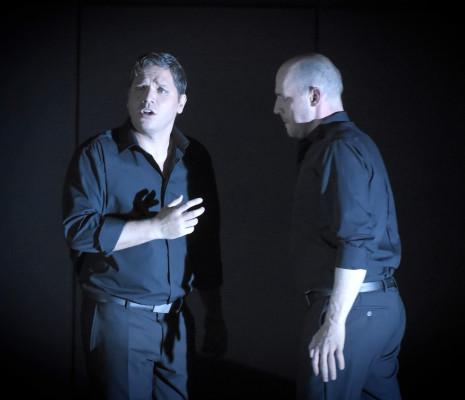 Paolo Fanale & Stéphane Degout - Iphigénie en Tauride par Robert Carsen
