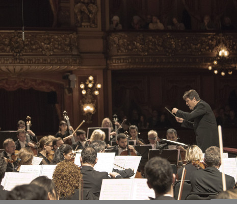Orquesta Filarmónica de Buenos Aires & Manuel Hernández-Silva