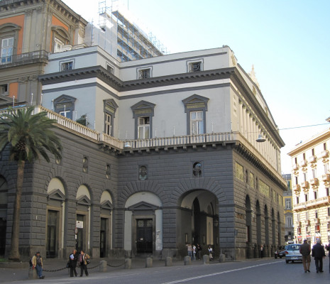 Théâtre San Carlo Naples