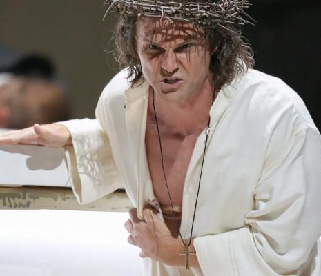 Ryan McKinny - Parsifal par Uwe-Eric Laufenberg à Bayreuth