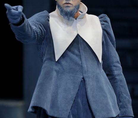 Egils Siliņš - Lohengrin par Yuval Sharon à Bayreuth