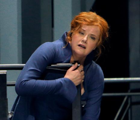 Petra Lang - Tristan et Isolde par Katharina Wagner