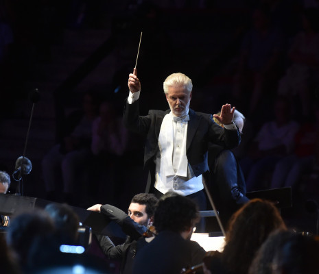 Jukka-Pekka Saraste - Symphonie des Mille de Mahler aux Chorégies d'Orange