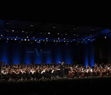 Symphonie n°2 de Mahler à Verbier