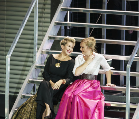 Joyce DiDonato & Lucy Crowe - Agrippina par Barrie Kosky
