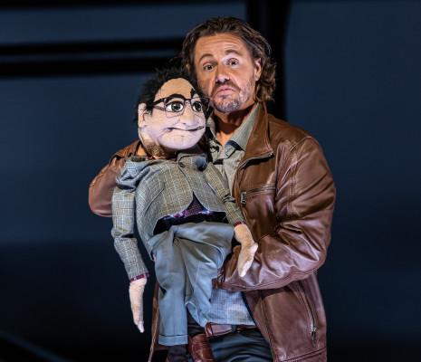 Markus Werba - Don Pasquale par Damiano Michieletto