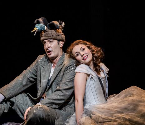 Vito Priante & Elsa Dreisig - La Flûte enchantée par David McVicar