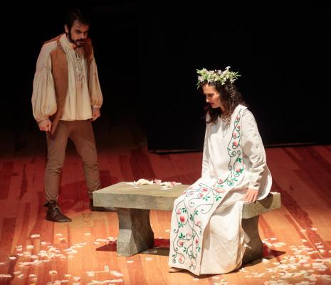 Philippe Estèphe & Clémence Garcia - L'Annonce faite à Marie par Jean-François Gardeil